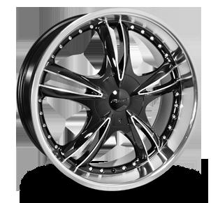 F59 Black Nickel Tires