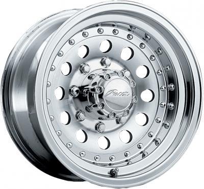 162M Aluminum Mod Tires