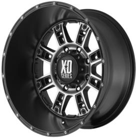 Riot (XD809) Tires