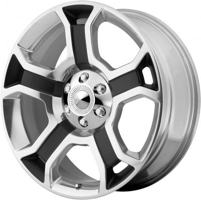 PR127 Tires