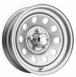 57S Silver Modular Tires