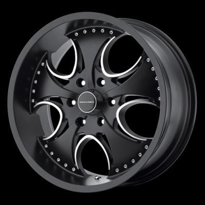 Venom (KM755) Tires